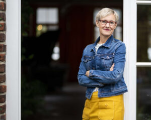 Paartherapeutin Lineke Visser